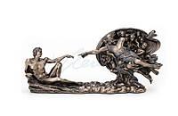 Коллекционная статуэтка Veronese Сотворение Адама WU77598A4