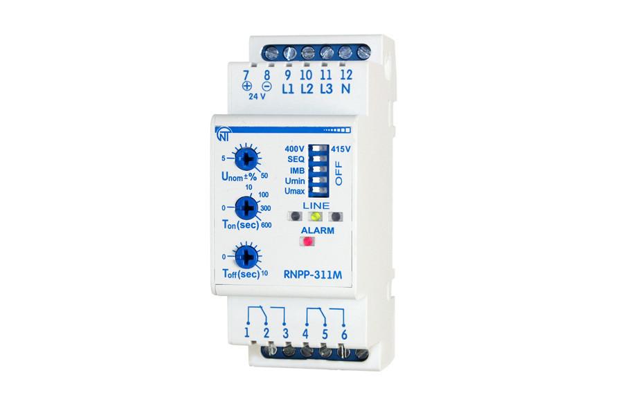 Реле РНПП-311М тоже что и РНПП-311, регулировка времени АПВ и срабатывания