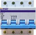 Автоматический выключатель УКРЕМ ВА-2002 4р (3+N) 16А АсКо Автоматичний вимикач УКРЕМ ВА-2002 4р (3+N) 16А
