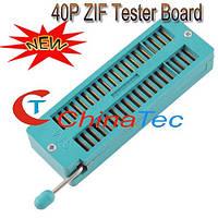 Универсальная панель ZIF 40 для корпусов ZIF ZIP DIP IC, фото 1