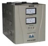 Стабілізатор напруги сервопривідний SVC-N-2000 / Стабилизатор напряжения SVC-N-2000