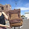 """Большой рюкзак для путешествий, городской, повседневный """"Сейбл Brown """""""