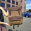 """Большой рюкзак для путешествий, городской, повседневный """"Сейбл Brown"""""""