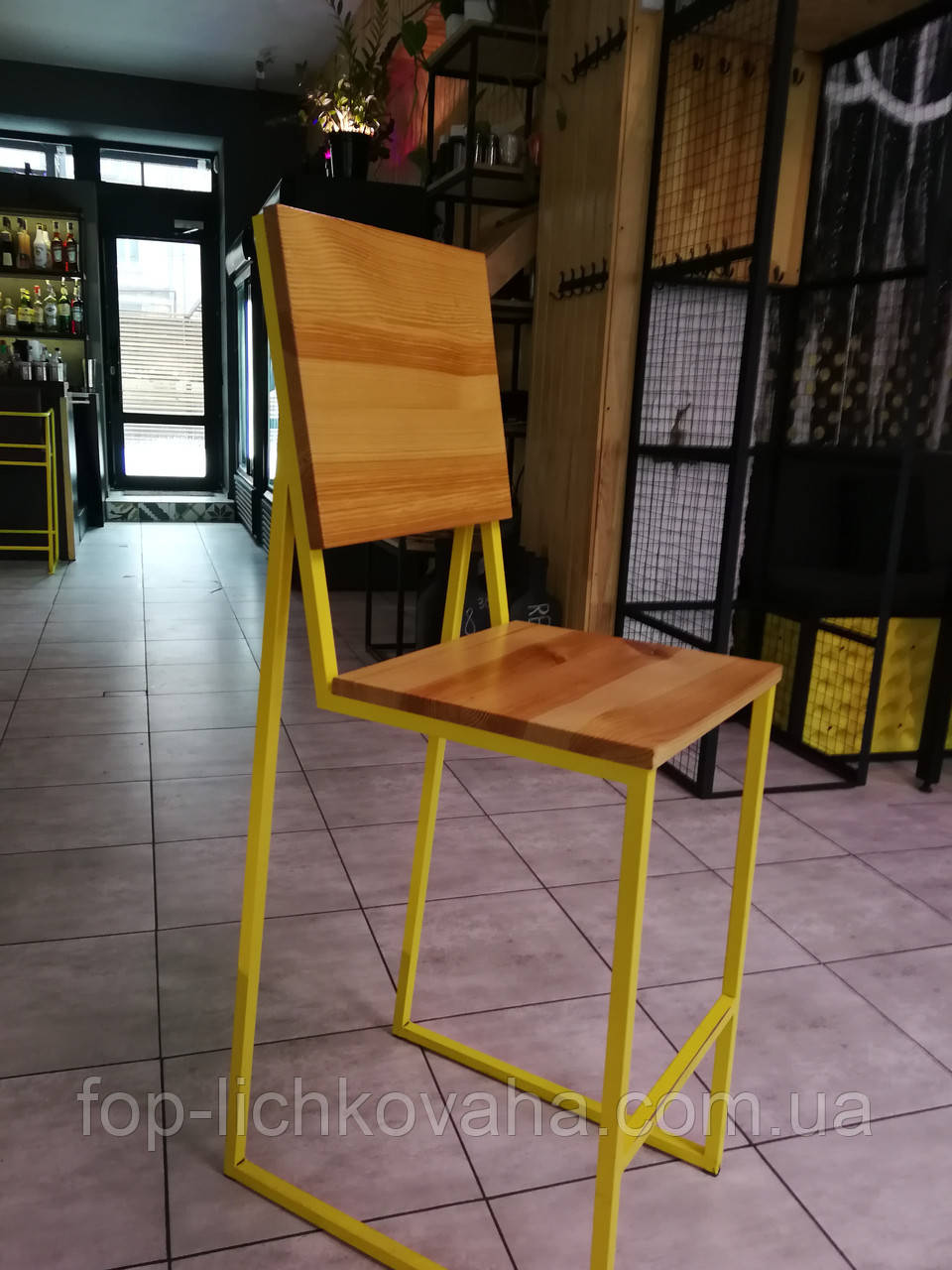 Барный стул - фото 2