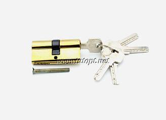 Cердцевина замка 30/30 ключ/ключ 5 ключа