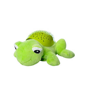 Игрушка-ночник Черепаха Салатовый (JLD333-30-1-3-4-6A)