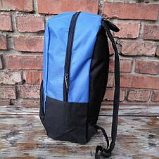 Рюкзак спортивный converse голубой, фото 3