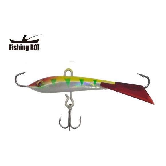 Балансир Fishing ROI 7011 43мм 15гр цвет-67