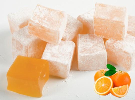 Рахат лукум Апельсиновый 500 грамм