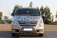 Кенгурятник Кенгур Передняя защита Hyundai H1 Grand Starex 2007-
