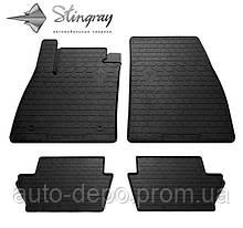 Автомобильные коврики на Ford Fiesta 2017- Stingray