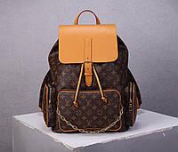 Мужской рюкзак Louis Vuitton Trio Monogram (Луи Витон)