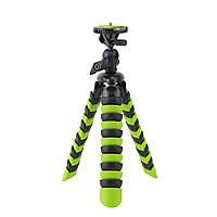 Гнучкий штатив - ITT 750 (висотою 30 см і максимальним навантаженням до 3 кг) - зелений