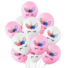 Воздушные шары с рисунком для детей