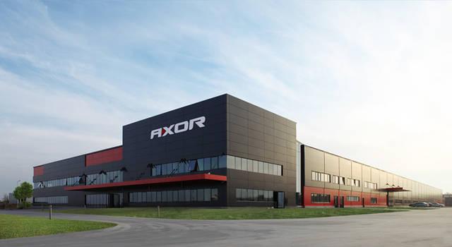 Завод AXOR Industry 57