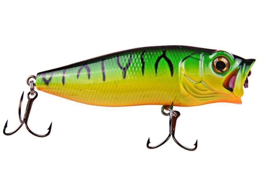 Воблер DAM Effzett Baby Popper 65мм 8г Fire Shark (5919065) FL
