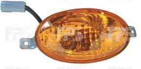 Покажчик повороту лівий Chery QQ 03-06 жовтий (FPS). S113726010