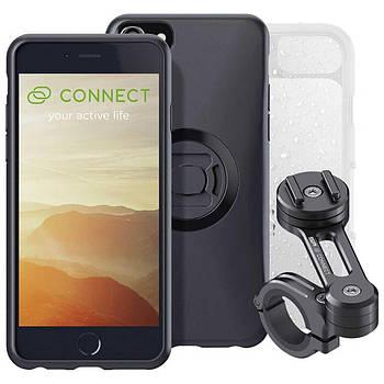 Держатель с футляром SP Connect iPhone 6+/6s+/7+/8+