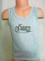 Майка для мальчика хлопок, фото 1