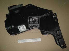 Защита двигателя правая пластмассовая Chevrolet Aveo T200 (FPS)