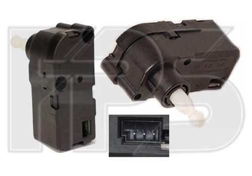 Корректор фары Audi A8 (D2) (кроме ксенон) (пр-во DEPO). 1038443