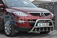 Кенгурятник Кенгур Передняя защита Mazda CX-7