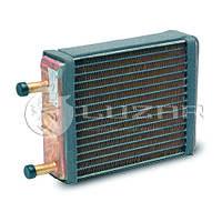 Радиатор ОТОПИТЕЛЯ ГАЗЕЛЬ медный (d=16) (LRh0302c)