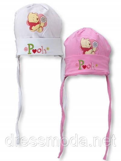 Шапочки Pooh 48-50cм