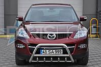 Кенгурятник Кенгур Передняя защита Mazda CX-9 2006-2012