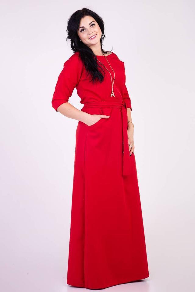 Длинное красивое платье больших размеров 62-64 р-ы