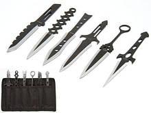 Метательные боевые ножи