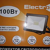 Прожектор светодиодный EL-SMD-01 100Вт 180-260В 6400K 8000Lm / Прожектор світлодіодний EL-SMD-01   100Вт