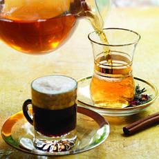 Чай, кофе, какао, общее