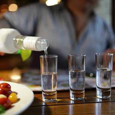 Міцні алкогольні напої