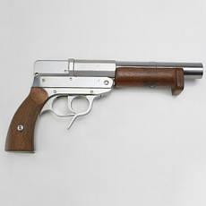 Сигнальное и стартовое оружие