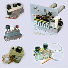 Комплектуючі для опалювального обладнання