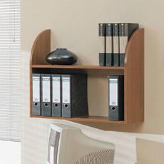 Офисные полки и надстройки для столов