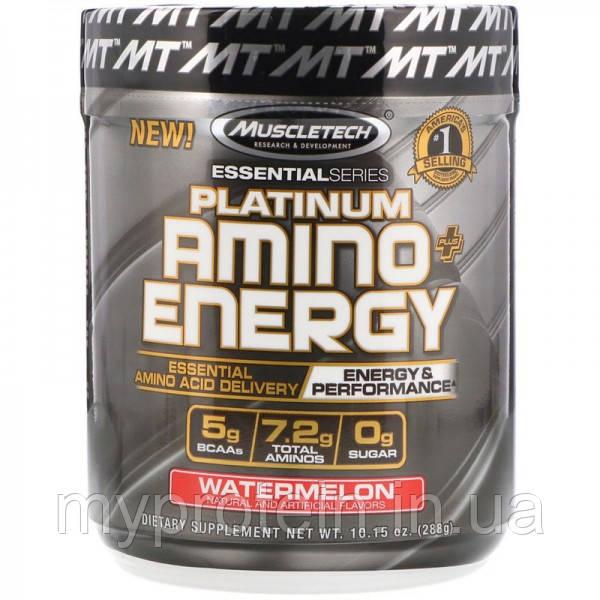 MuscleTechАминокислотыPlatinum Amino Energy288 g