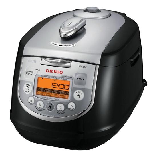 Мультиварка - скороварка Cuckoo CMC-HE1055F Black