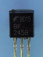 ВЧ усилитель Fairchild BF245B TO92