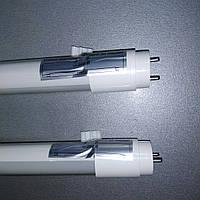 Лампа світлодіодна трубчаcта L-600-4000-13 T8 9Вт 4000K G13220-240 СКЛЯНА /лампа светодиодная 600-4000-13 T8
