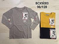 Реглан для мальчиков оптом, Glo-srory, 98-128 см,  № BCX-9083