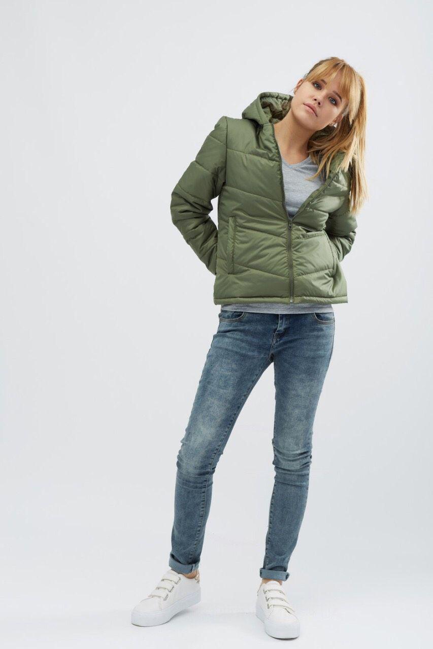 Демисезонная куртка К 0041 с 03