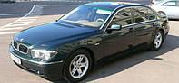Аренда  авто vip bmw 745li (E66)