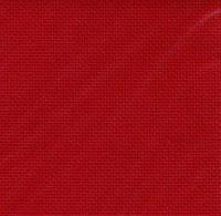 Канва Аида 14 красная 50*50см 55 клеток на 10 см