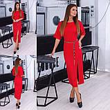 Платье / французский трикотаж / Украина 15-324, фото 3