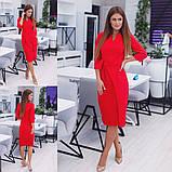 Сукні / костюмна тканина / Україна 15-684, фото 6