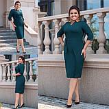 Платье / костюмная ткань / Украина 15-684-1, фото 5