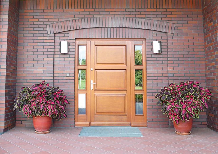 Вхідні двері Stasyshyn Manufacture