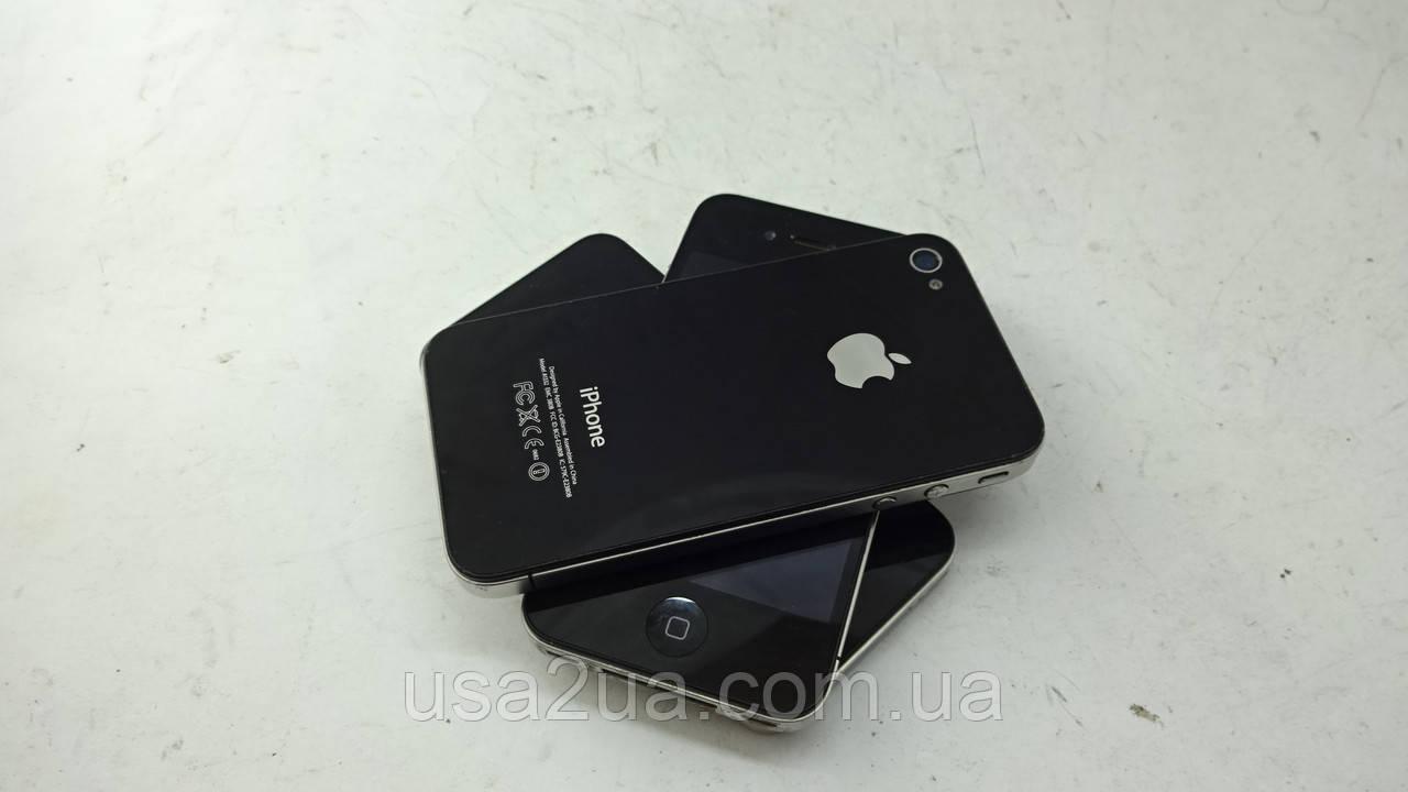 SALE!! Apple Iphone 4 16Gb Neverlock Оригинал из США! Гарантия Кредит Доставка
